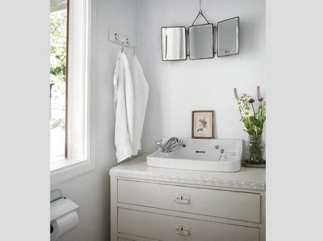 Salle De Bains Recup Elegancka łazienka Pinterest Salle De - Salle de bain d exception
