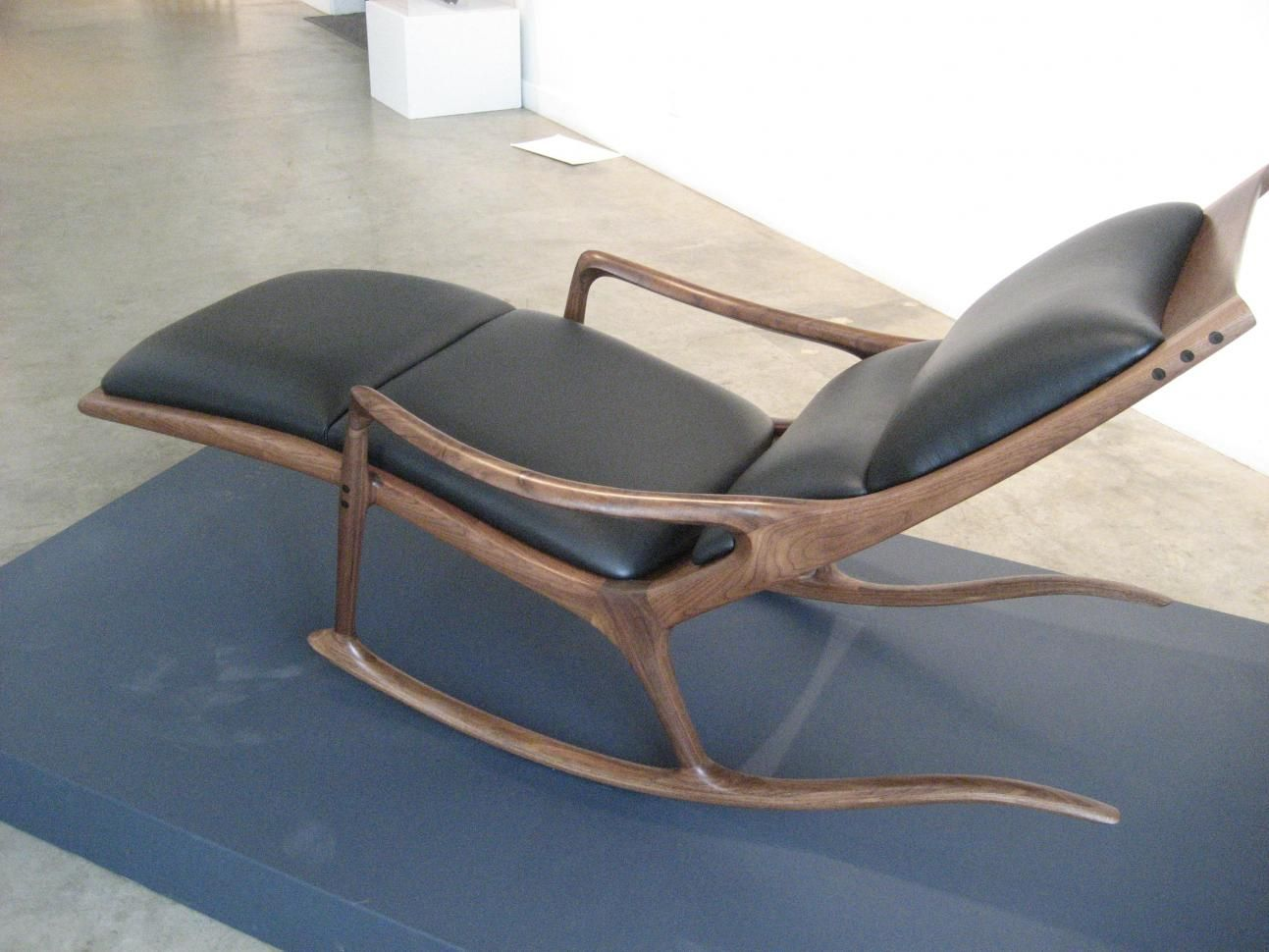 Sam Maloof Chair Plans Round Patio Table 6 Chairs Recliner Rocker Pinterest