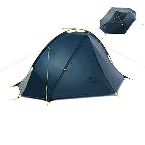Naturehike Taga Single Person Tents for C&ing Portable Lightweight Tents for Backpacking with Carry Bag Dark Blue -- Details can be found by clicking on ...  sc 1 st  Pinterest & Naturehike Taga Single Person Tents for Camping Portable Lightweight ...