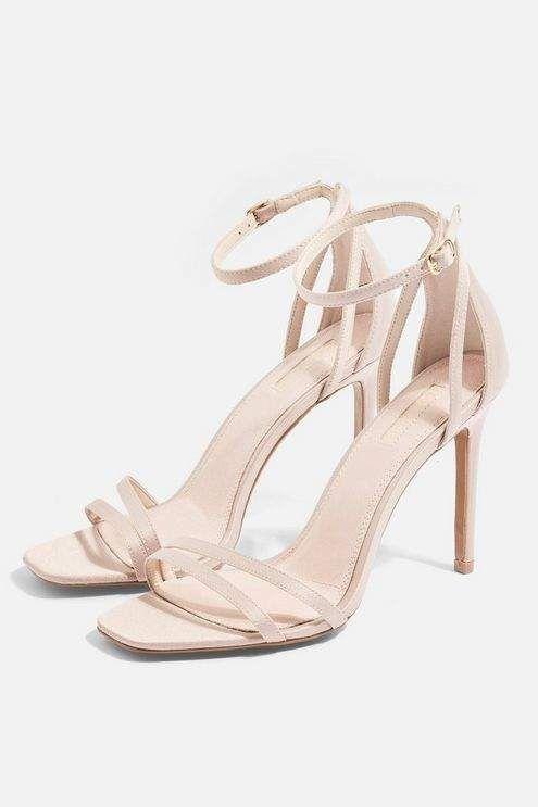 5b5e7b1cbeee Rona two part sandals  asymmetrical sandals strap Womens Flats