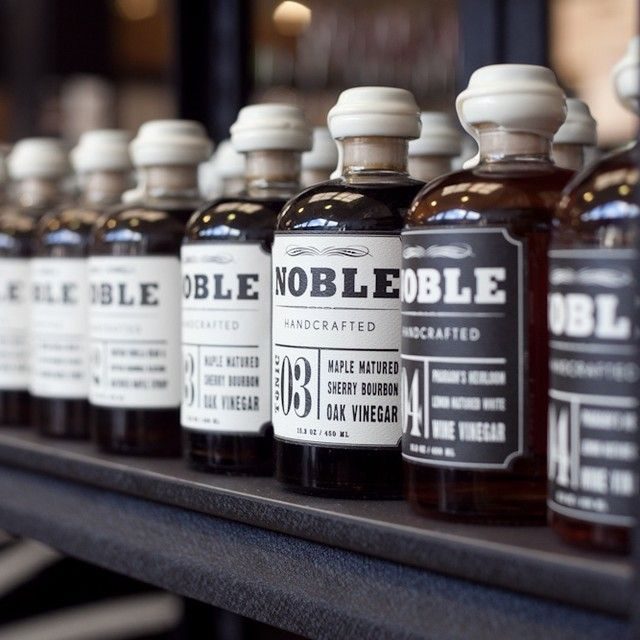With @noblehandcrafted syrups like Tahitian Vanilla Bean, Egyptian Chamomile Blossom and Pharaoh's Heirloom Lemon Matured White Wine Vinegar, you'll be making the most artisanal pancakes in town!  #artisan #craft #pancakes