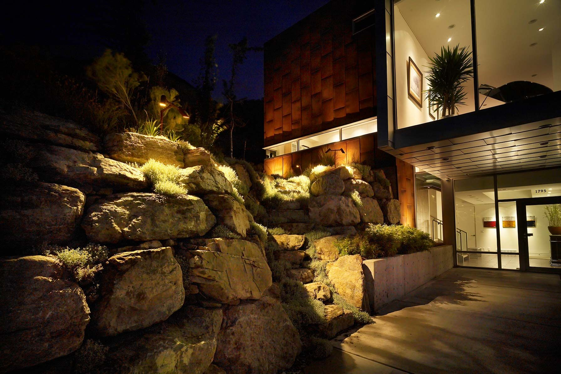 Wall And Wash Lighting Ideas With Images Wall Wash Lighting Landscape Lighting Residential Lighting