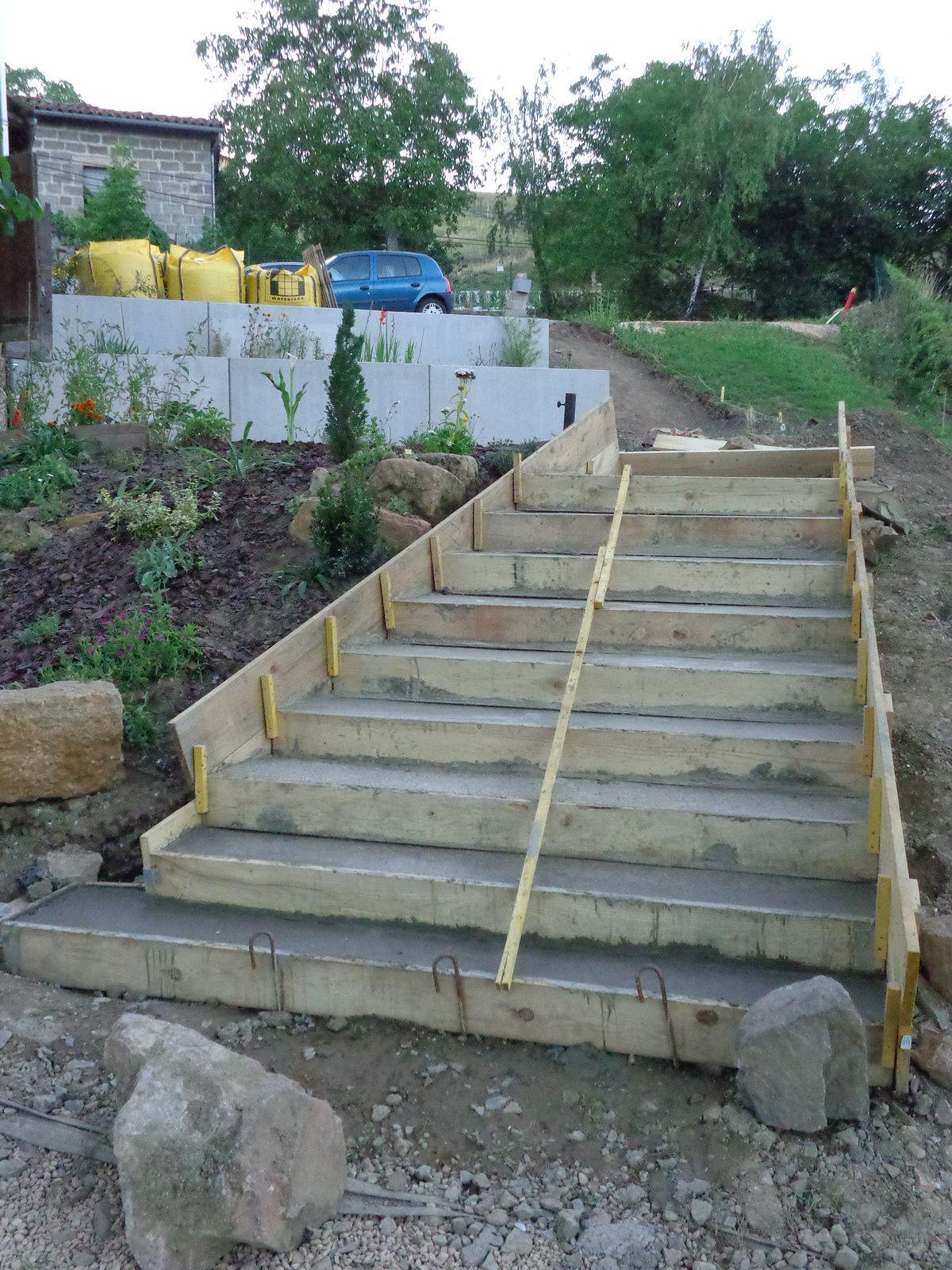 Exterieurs Escalier Escalier De Jardin Escalier Exterieur Renover Escalier