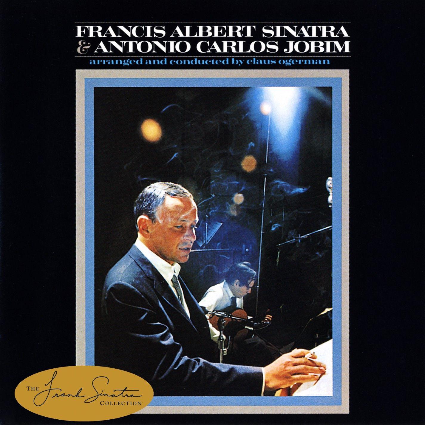 """""""Francis Albert Sinatra & Antonio Carlos Jobim"""" é um álbum de estúdio de 1967 de Frank Sinatra, com participação e músicas de Antonio Carlos Jobim. As faixas foram arranjadas e conduzidas por Claus Ogerman e sua orquestra. Jazz e bossa nova."""