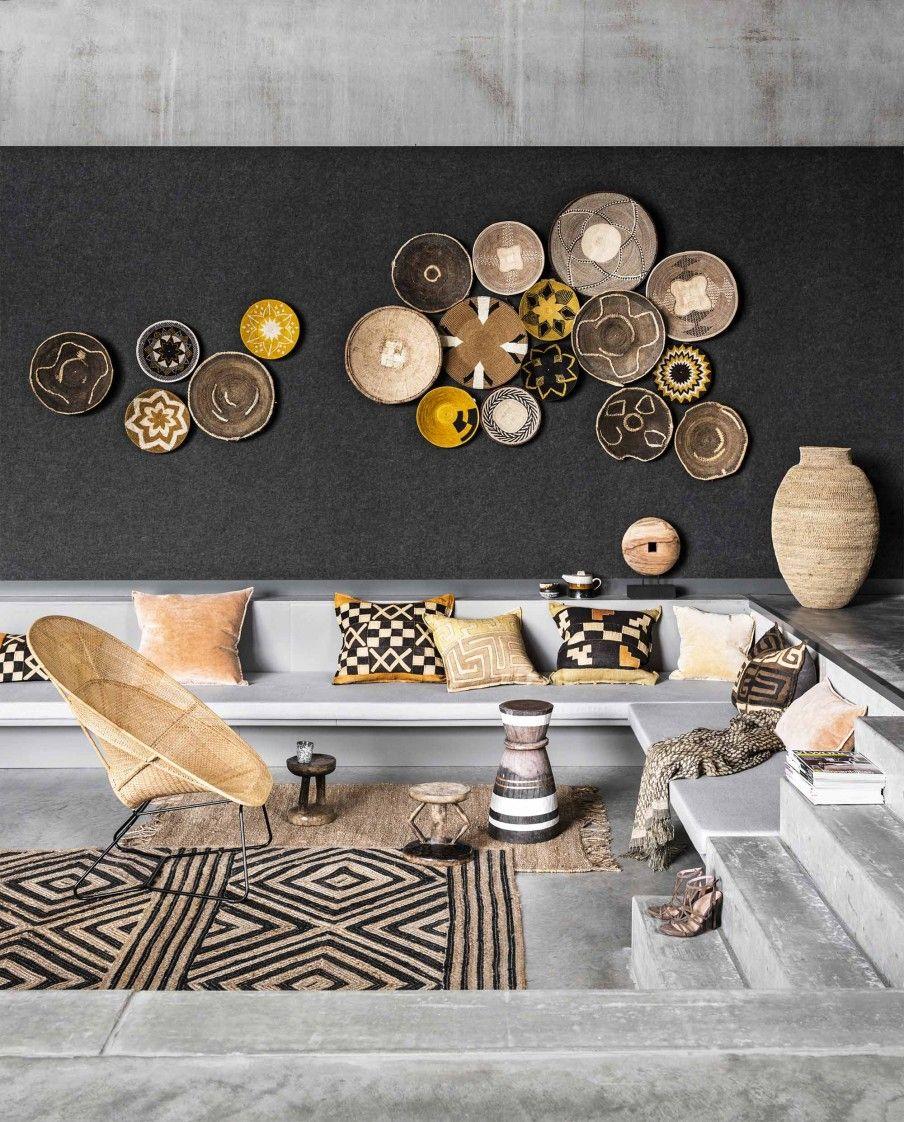 Gebruik manden, souvenirs en natuurlijke materialen bij jouw zitkuil ...