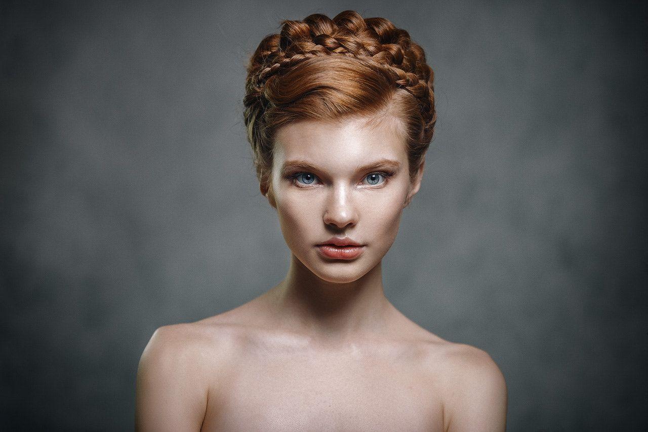 Даша null Female character inspiration, Freckles girl