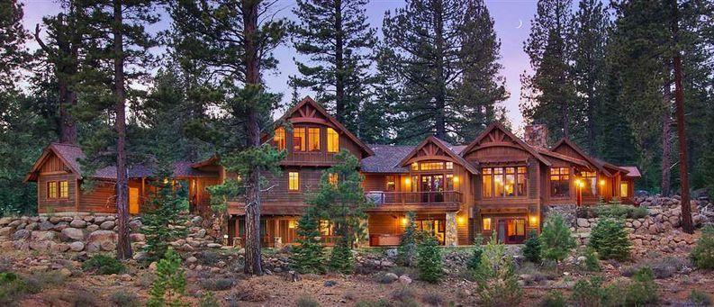 Lake tahoe luxury home morningstar luxury vacation