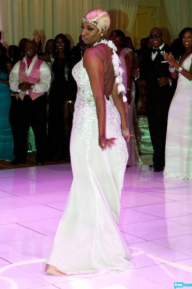 Nene Leakes Wedding Reception