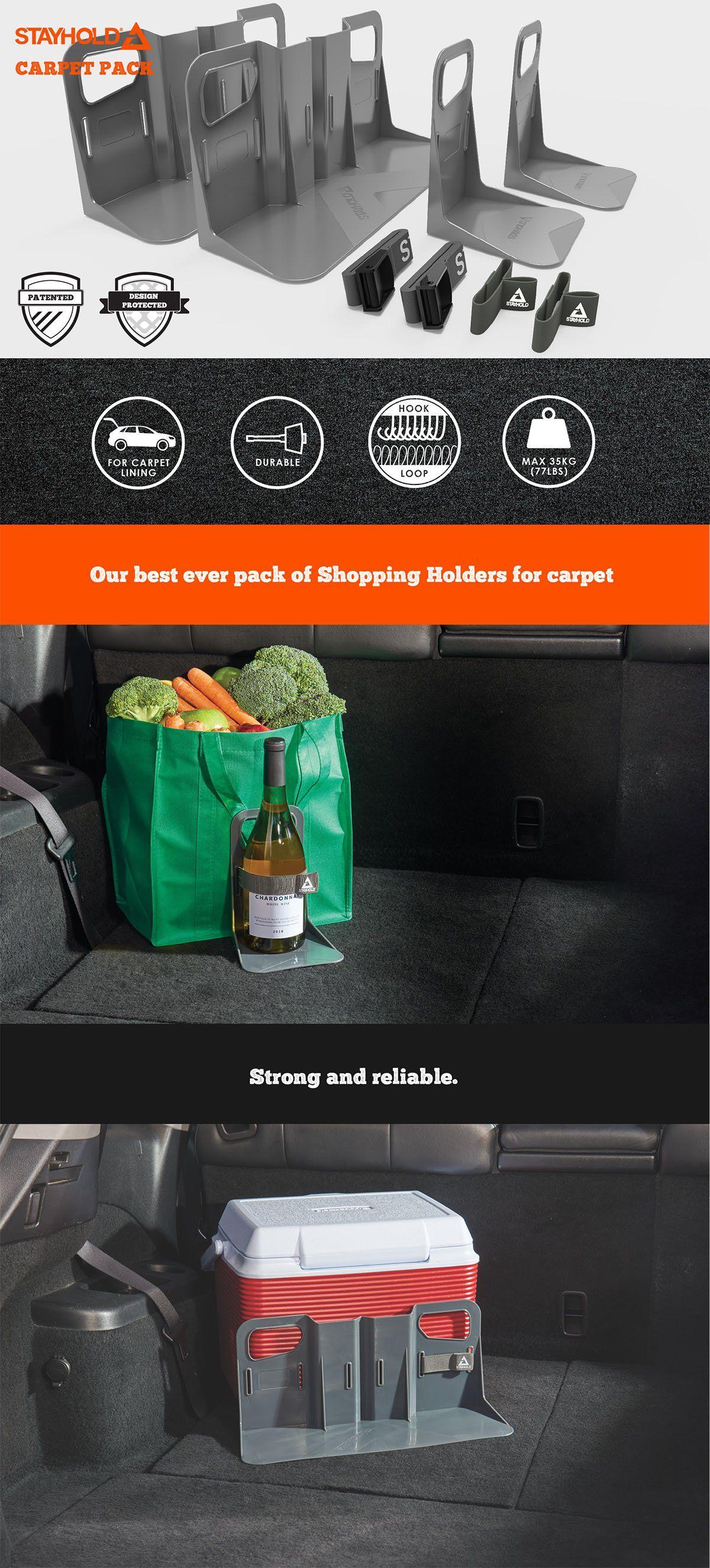 for Carpet Metro Shopping Holder Pack