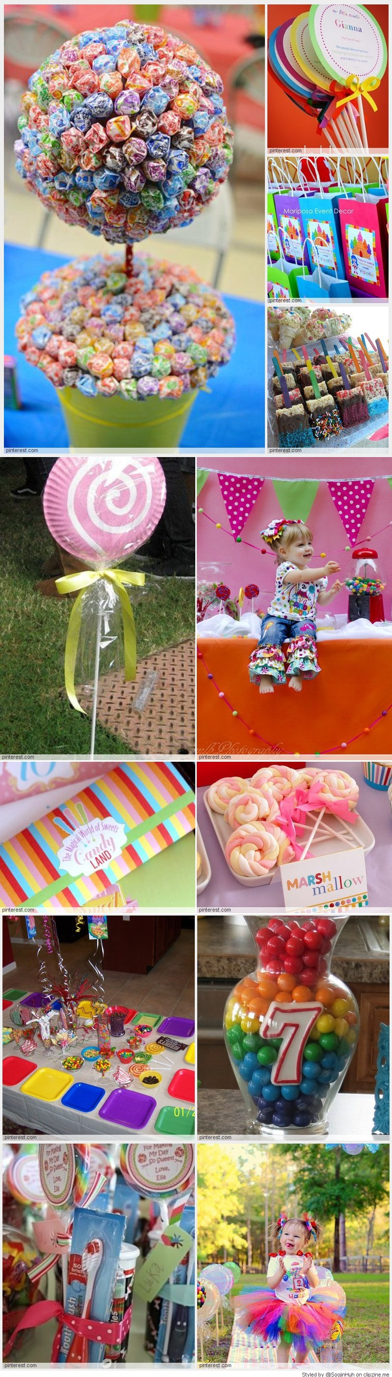 Candyland Party Ideas | Candyland Party Ideas | Pinterest