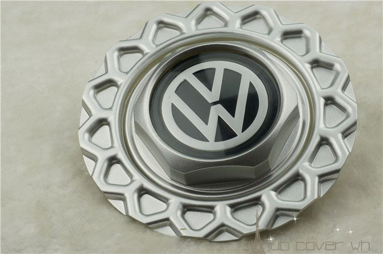 4X 59mm Silver Car Wheel Center Caps Hub Caps Cover Badge For Opel Accessories