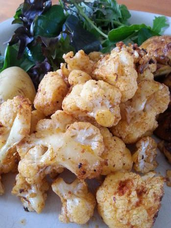 Photo of Baked cauliflower / cauliflower – recipe with picture