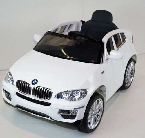 Remote Control Motorized Kids Ride On Bmw X6 Car Ride On Electric