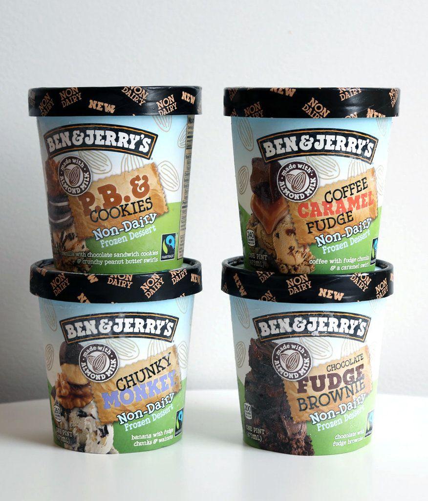 Here S Exactly How Ben Jerry S Dairy Free Ice Creams Taste Vegan Junk Food Dairy Free Ice Cream Vegan Ice Cream Brands