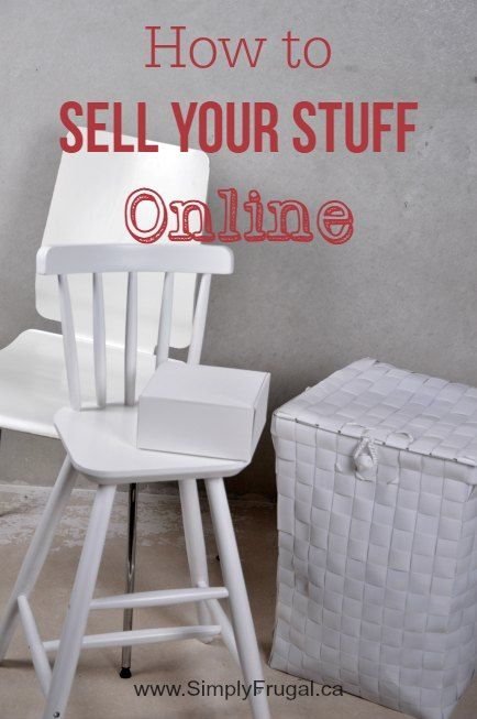 How To Sell Stuff Online