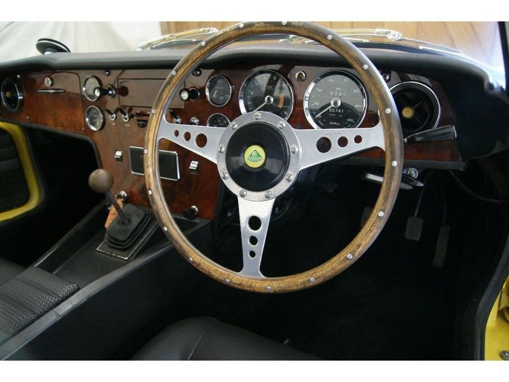 LOTUS ELAN PLUS 2 | From the drivers seat | Pinterest | Lotus elan ...