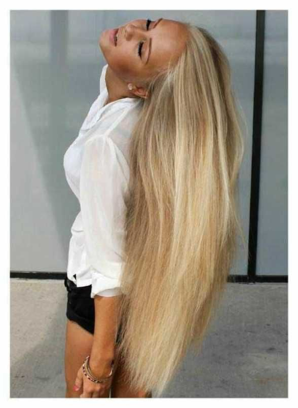 Frisuren und farbe lange haare