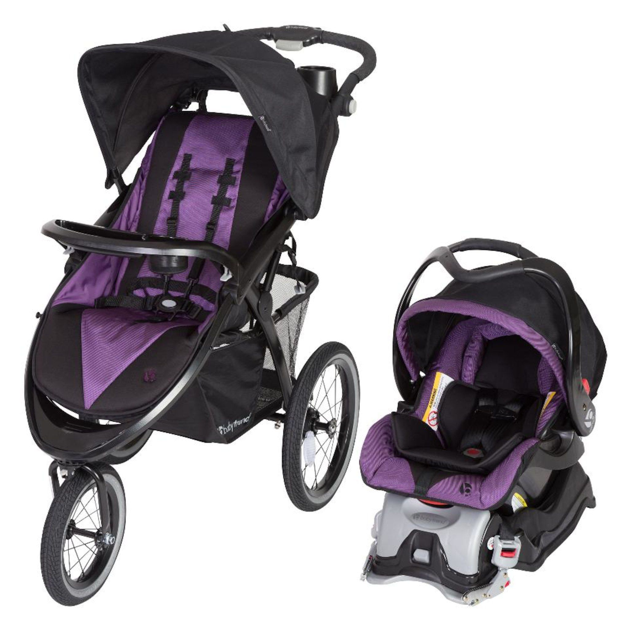Baby Trend Expedition(R) Premiere Jogger Travel System