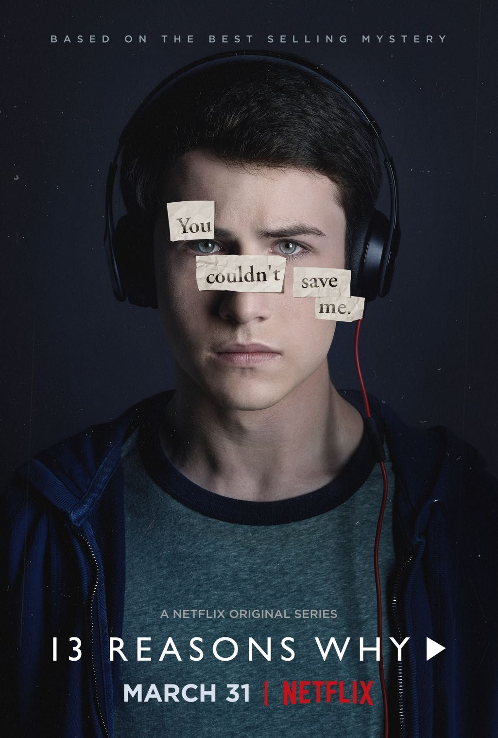 13 Reasons Why Character Posters Com Imagens Series E Filmes