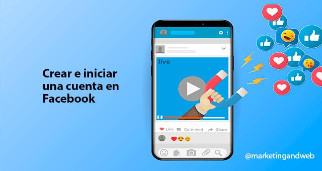 Iniciar Sesión En Facebook Entrar O Crear Cuenta En Facebook Español Iniciar Sesión En Facebook Cuentos Facebook