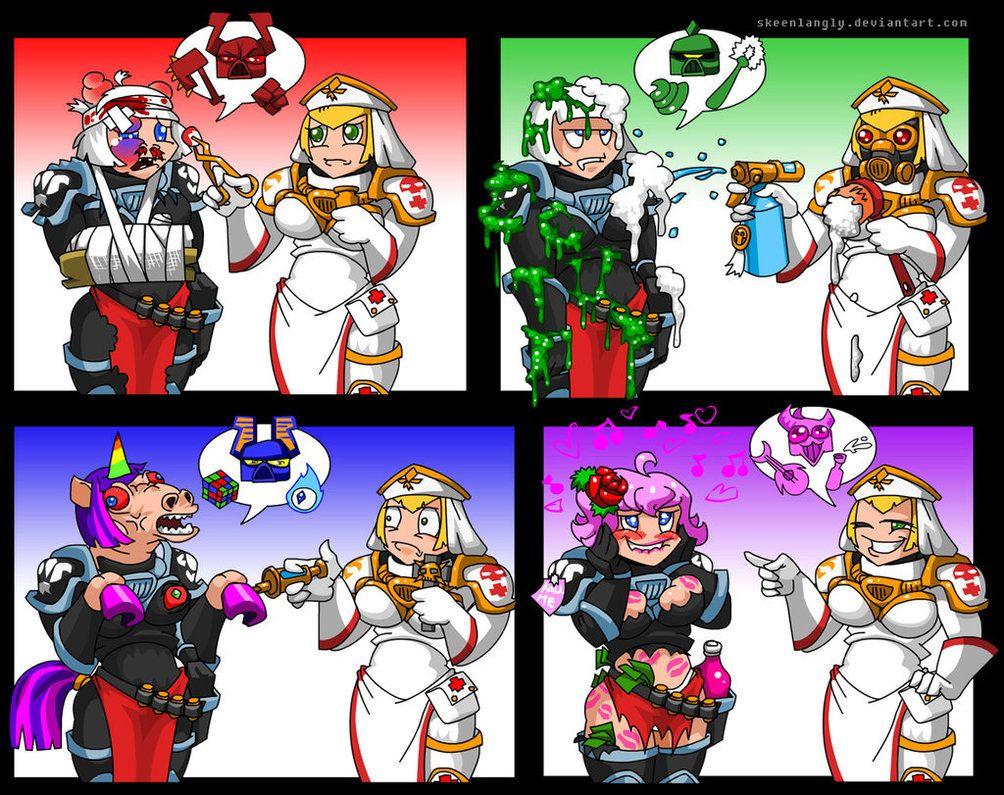 Image Result For Slaanesh Daemonette Comics Gw 40k Chaos Slaanesh