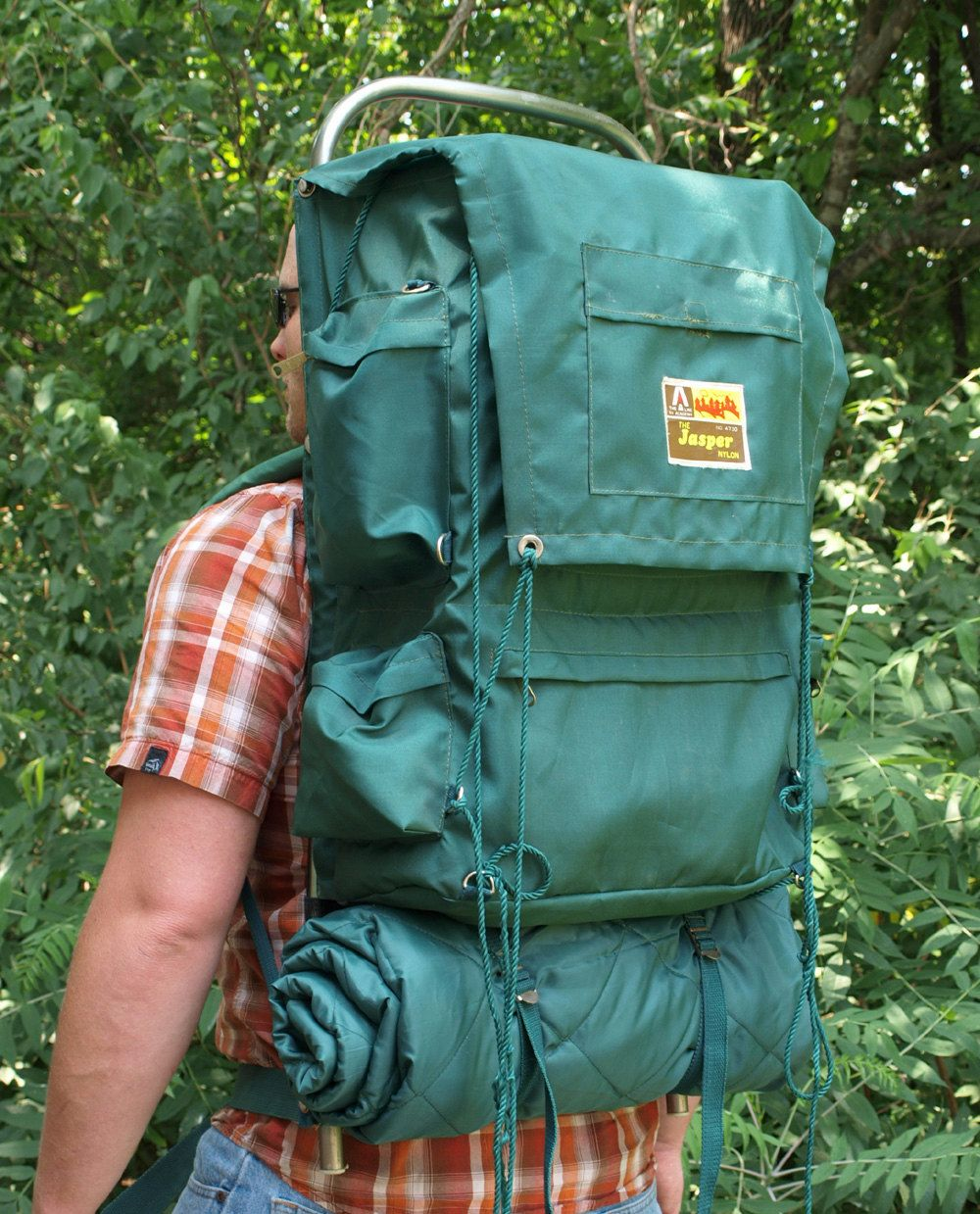 explore external frame backpack and more - External Frame Hiking Backpack