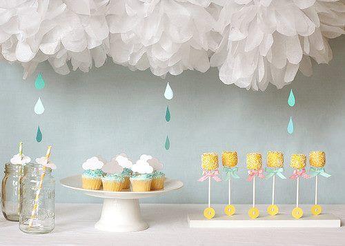 avril shower sweet table