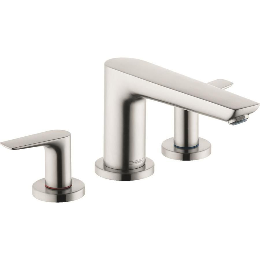 Hansgrohe Talis E Brushed Nickel 2 Handle Residential Deck Mount