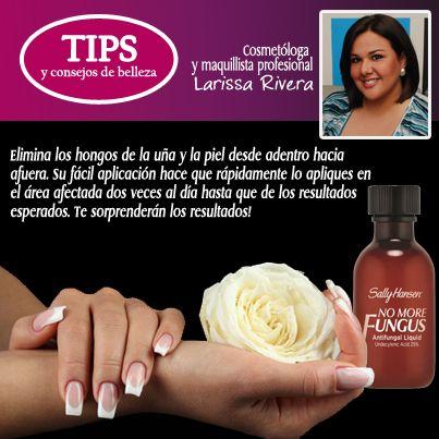 ¡Cuida tus uñas de hongos con este producto!  #sallyhansen #nomorefungus #healthcare #Belleza #Fedco #tipsdebelleza #uñas #cuidadodemanosypies