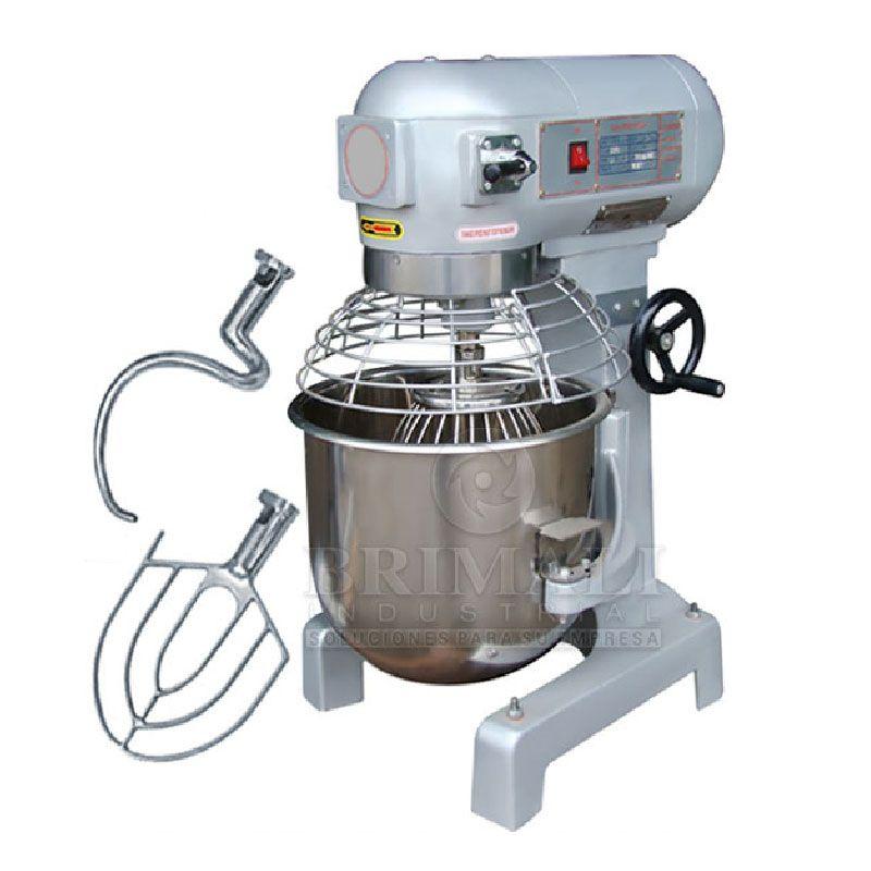 Batidora multifuncional de 15 litros brimali industrial - Utensilios de cocina industrial ...