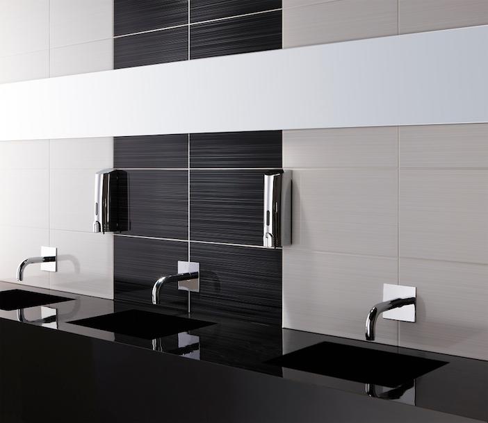 brighton black 248x398cm wall tilebritish ceramic