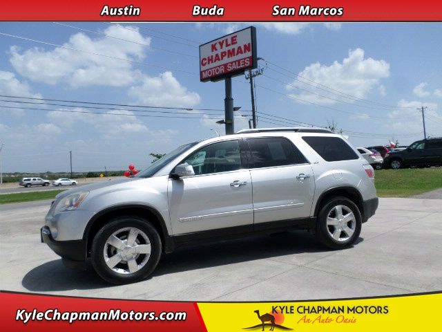 2008 Gmc Acadia The Row Car Vehicles