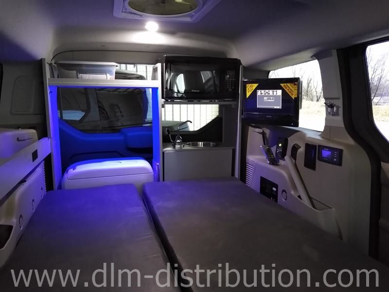 Pin On Ford Transit Connect Camper Conversions