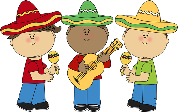 dancing kids with sombreros clip art illustrations kids kids clipart dancing kids with sombreros clip art