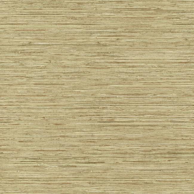York WB5498 Tropics Horizontal Grasscloth Wallpaper