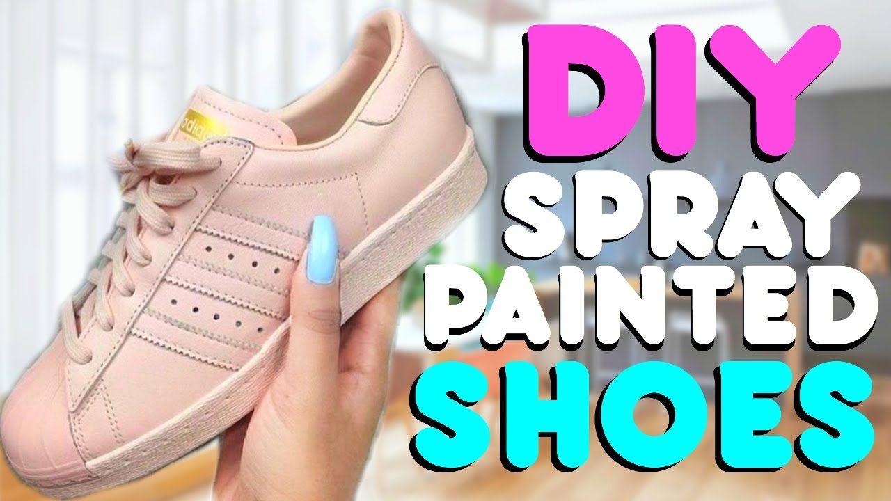 adidas superstar spray