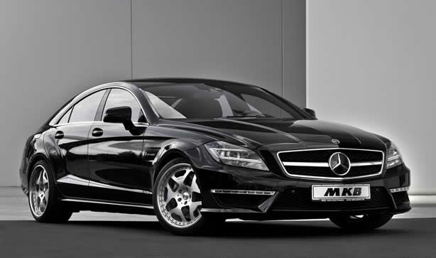 Mkb Tunes The Mercedes Benz Cls 63 Amg With Images Mercedes