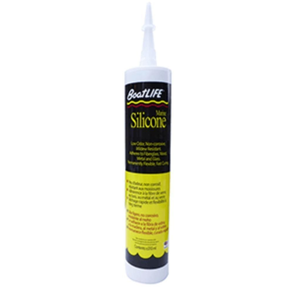 Boatlife Silicone Rubber Sealant Cartridge Clear Products Silicone Rubber Adhesive Plastic