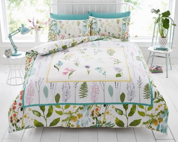 New Panal  Duvet Cover sets with Pillow Case All Sizes Single Double King