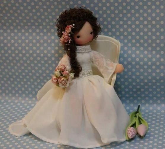Muselina doll