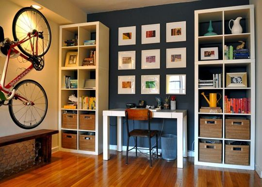 Smart Storage Ideas For Small Apartments | Dream Home | Pinterest ...