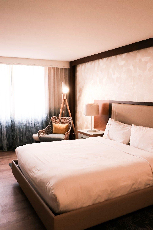Renaissance Newport Beach Hotel Review