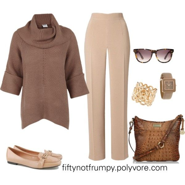 """""""Monday Morning"""" by fiftynotfrumpy on Polyvore"""