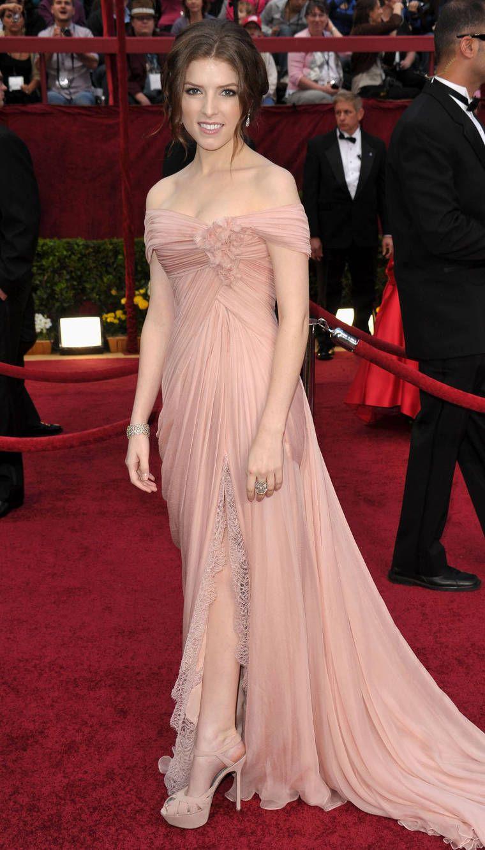 Anna Kendrick Academy Awards | Dreamy Dress | Pinterest | Vestidos ...