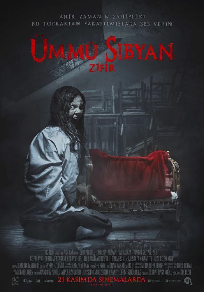 Ummu Sibyan Zifir 2014 Yerli Filmi Izle Horror Movie Posters Film Korku Filmleri