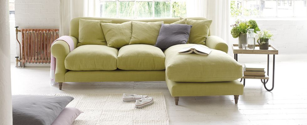Small L Shaped Sofas Made in Blighty Loaf Small space living