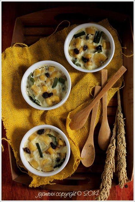 Jajane Vivi Carang Gesing Resep Masakan Makanan Masakan