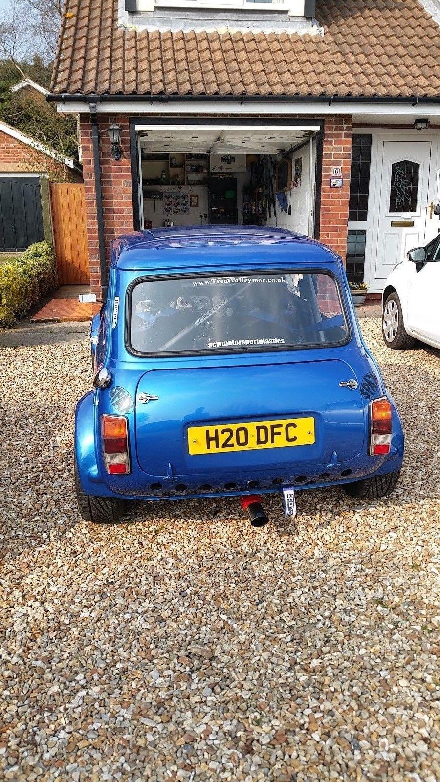Classic mini turbo | Pinterest | Classic mini and Cars