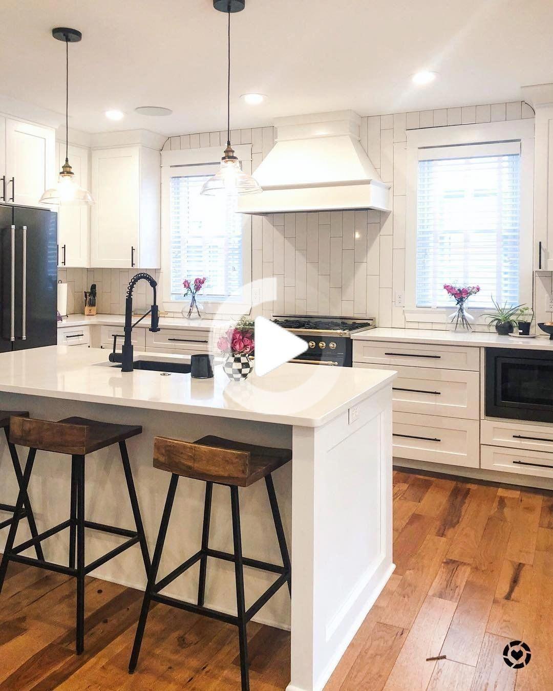 2 faux wood blind kitchen layout kitchen design