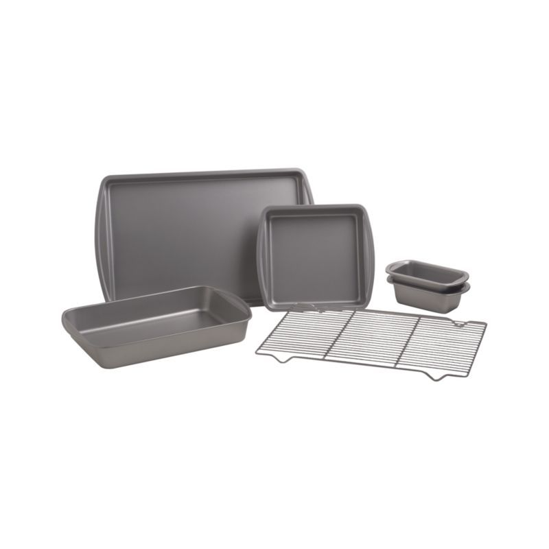 6 Piece Baking Set Crate And Barrel Crate And Barrel Baking